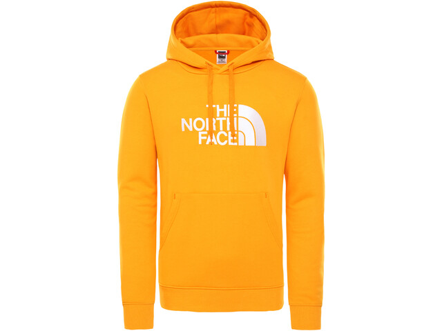 The North Face Drew Peak Sweat à capuche Homme, summit gold/TNF white